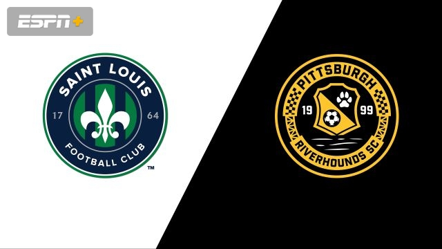 Saint Louis FC vs. Pittsburgh Riverhounds SC (USL Championship)