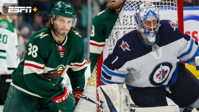 Minnesota Wild vs. Winnipeg Jets