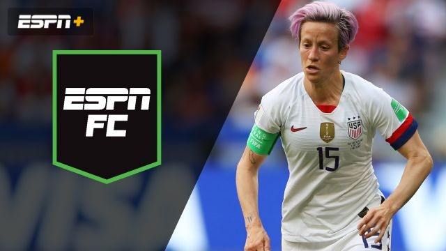 Sun, 7/7 - ESPN FC: Back to back world champs