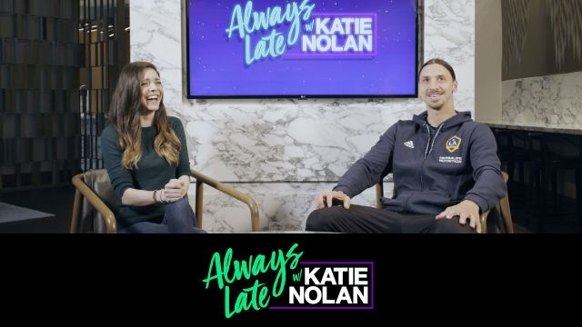 Wed, 5/8 - Always Late w/ Katie Nolan: #Goals
