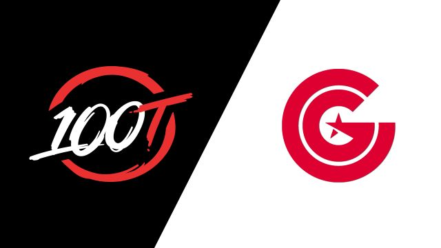 6/30 100 Thieves vs Clutch Gaming