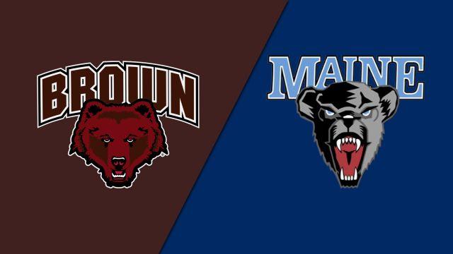 Brown vs. Maine (W Basketball)