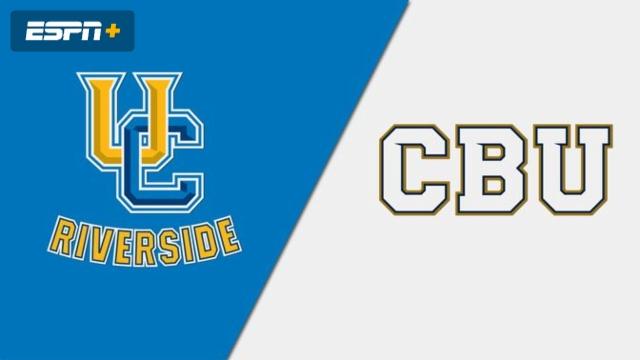 UC Riverside vs. California Baptist (Baseball)
