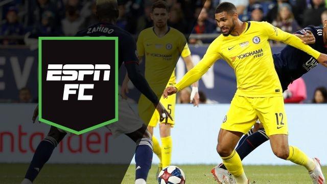 Thu, 5/16 - ESPN FC: Injury sidelines Chelsea star