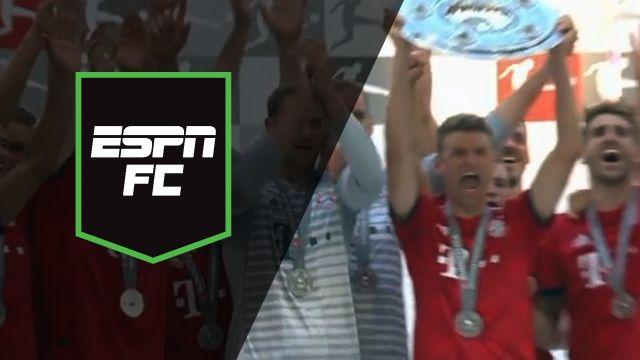 Sat, 5/12 - ESPN FC