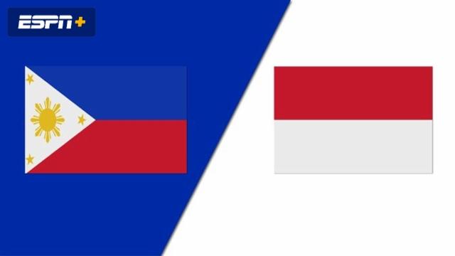 Philippines vs. Indonesia