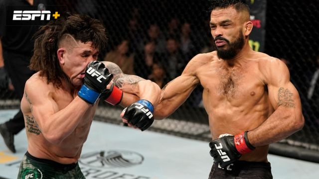 Rob Font vs. Ricky Simon (UFC Fight Night: Overeem vs. Rozenstruik)