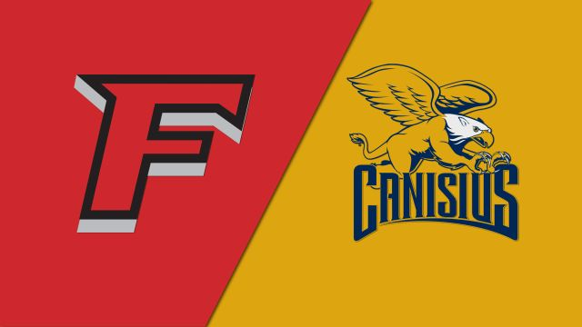 Fairfield vs. Canisius (W Basketball)