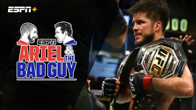 Wed, 7/17 - Ariel and the Bad Guy: Who's next for Cejudo?