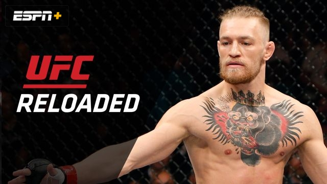 UFC Fight Night: McGregor vs. Brandao