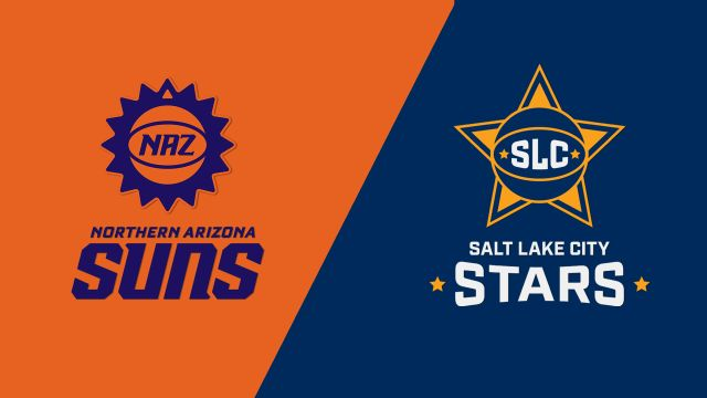 Northern Arizona Suns vs. Salt Lake City Stars