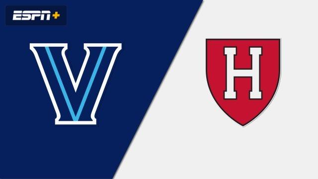 Villanova vs. Harvard (W Water Polo)