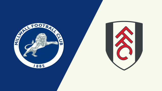 Millwall vs. Fulham (English League Championship)
