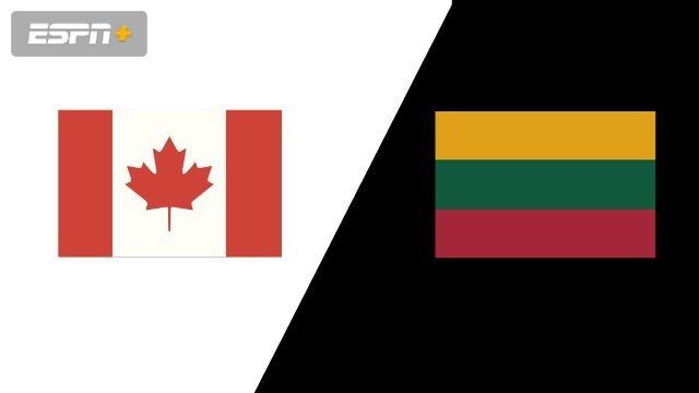 Canada vs. Lithuania (Group Phase)