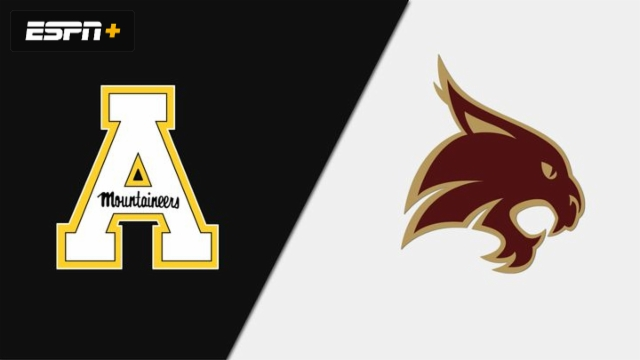 Appalachian State vs. Texas State (Quarterfinal)