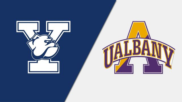 #4 Yale vs. Albany (M Lacrosse)