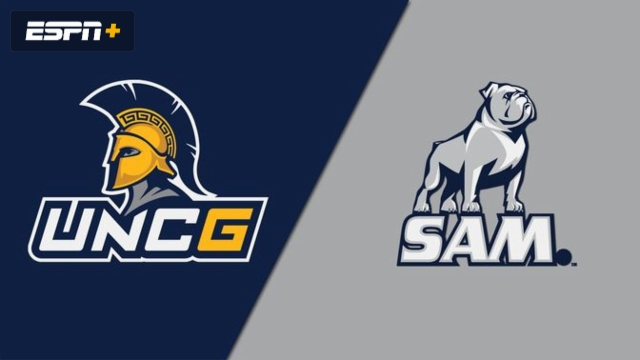 UNC Greensboro vs. Samford (W Basketball)