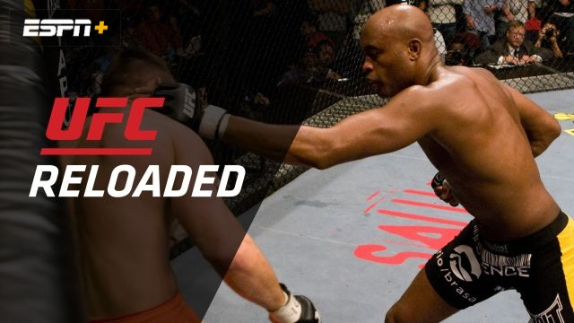 UFC 77: Silva vs. Franklin 2