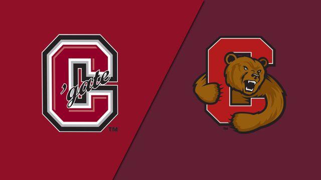 Colgate vs. Cornell (M Basketball)