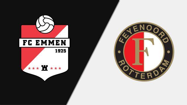 FC Emmen vs. Feyenoord (Eredivisie)