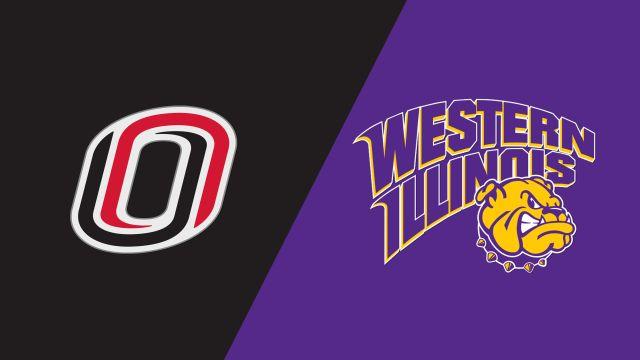 Omaha vs. Western Illinois (Softball)