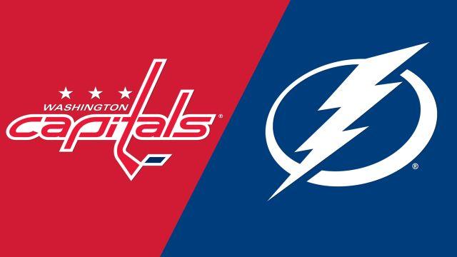 Composite-Washington Capitals vs. Tampa Bay Lightning