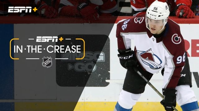 Sun, 1/5 - In the Crease: Rantanen nets hat trick