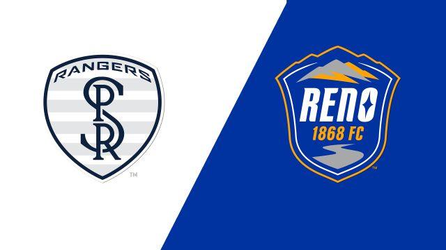 Swope Park Rangers vs. Reno 1868 FC