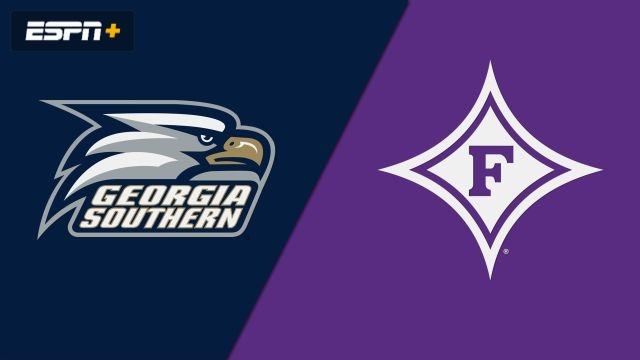 Georgia Southern vs. Furman (W Basketball)