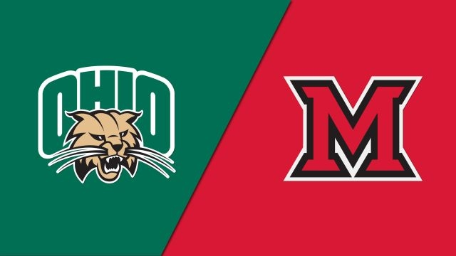 Ohio vs. Miami (OH) (Game 6) (Baseball)