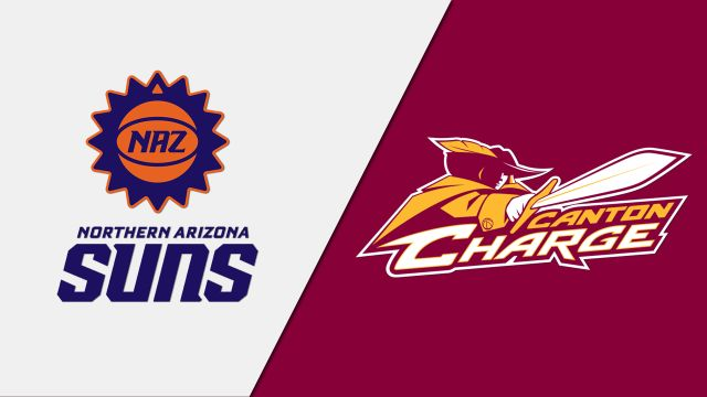 Northern Arizona Suns vs. Canton Charge