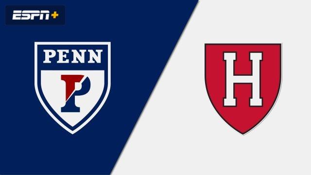 Pennsylvania vs. Harvard (M Soccer)