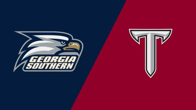 Georgia Southern vs. Troy (M Basketball)