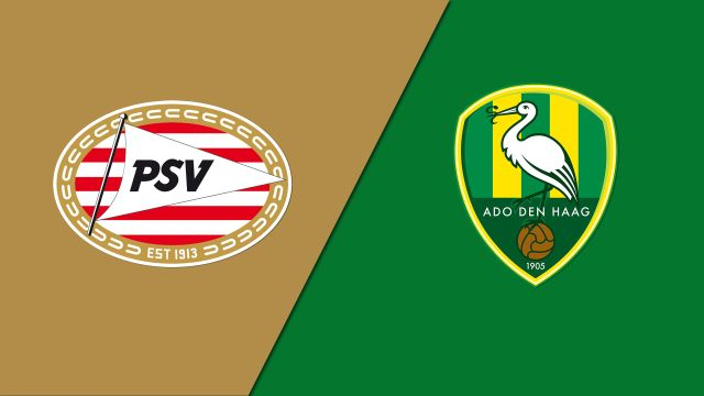 PSV vs. ADO Den Haag (Eredivisie)