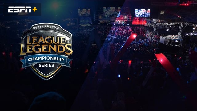 NA LCS Spring Split Qtrfinals