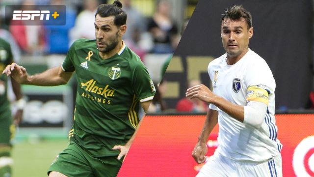 Portland Timbers vs. San Jose Earthquakes (MLS)