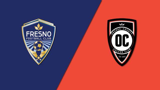 Fresno FC vs. Orange County SC
