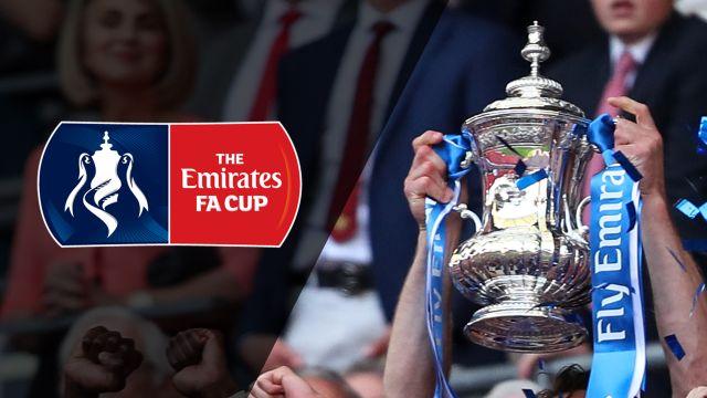 FA Cup Round 1 Draw (FA Cup)