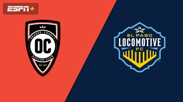 Orange County SC vs. El Paso Locomotive FC (USL Championship)