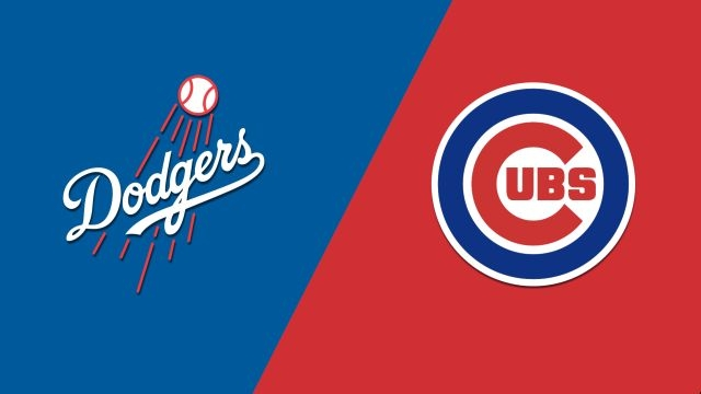 Los Angeles Dodgers vs. Chicago Cubs