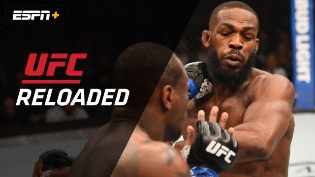 UFC 197: Jones vs. Saint Preux