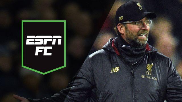 Mon, 2/4 - ESPN FC: Has Liverpool's bubble burst?