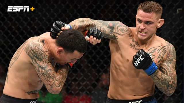 In Spanish - UFC 236: Holloway vs. Poirier 2