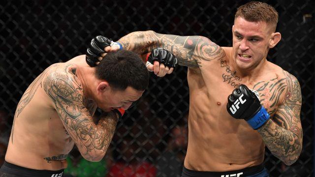 In Spanish - UFC 236: Holloway vs. Poirier 2