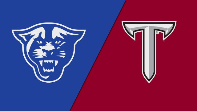 Georgia State vs. Troy (M Basketball)
