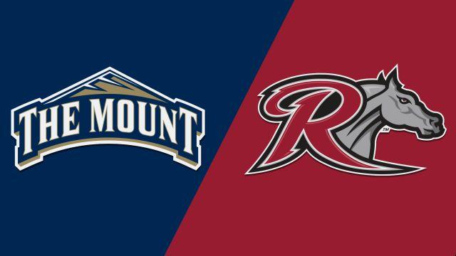 Mt. St. Mary's vs. Rider (W Basketball)