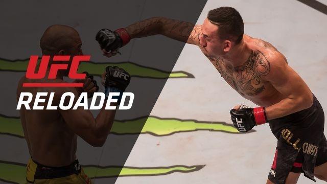 UFC 218: Holloway vs. Aldo 2