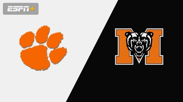 Clemson vs. Mercer (W Basketball)