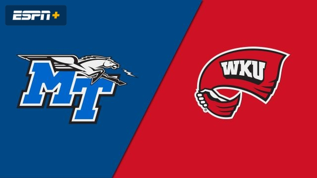 Middle Tennessee vs. #19 Western Kentucky (Quarterfinal) (W Volleyball)