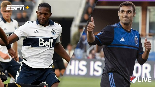 Vancouver Whitecaps FC vs. San Jose Earthquakes (MLS)